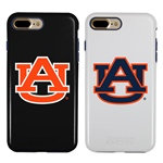 Guard Dog Auburn Tigers Hybrid Phone Case for iPhone 7 Plus/8 Plus with Guard Glass Screen Protector