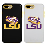 Guard Dog LSU Tigers Hybrid Phone Case for iPhone 7 Plus/8 Plus