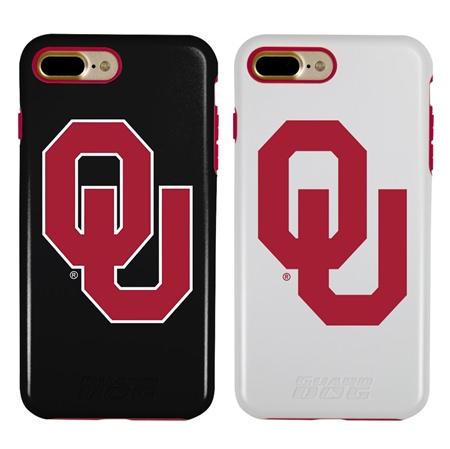 Guard Dog Oklahoma Sooners Hybrid Phone Case for iPhone 7 Plus/8 Plus