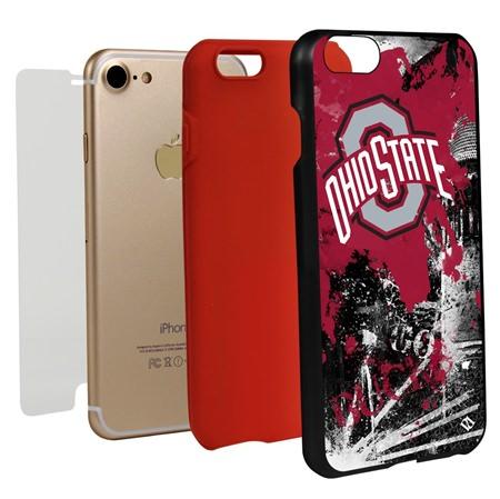 Guard Dog Ohio State Buckeyes PD Spirit Hybrid Phone Case for iPhone 7/8/SE