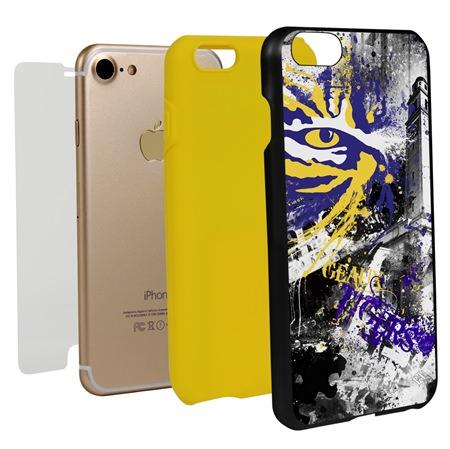 Guard Dog LSU Tigers PD Spirit Hybrid Phone Case for iPhone 7/8/SE