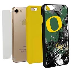 Guard Dog Oregon Ducks PD Spirit Hybrid Phone Case for iPhone 7/8/SE