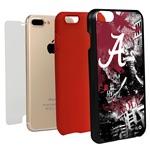 Guard Dog Alabama Crimson Tide PD Spirit Hybrid Phone Case for iPhone 7 Plus/8 Plus
