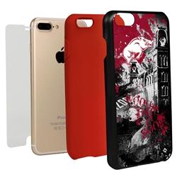 Guard Dog Arkansas Razorbacks PD Spirit Hybrid Phone Case for iPhone 7 Plus/8 Plus
