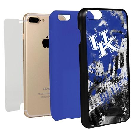Guard Dog Kentucky Wildcats PD Spirit Hybrid Phone Case for iPhone 7 Plus/8 Plus