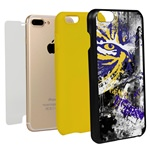 Guard Dog LSU Tigers PD Spirit Hybrid Phone Case for iPhone 7 Plus/8 Plus