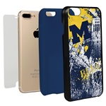 Guard Dog Michigan Wolverines PD Spirit Hybrid Phone Case for iPhone 7 Plus/8 Plus