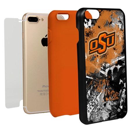 Guard Dog Oklahoma State Cowboys PD Spirit Hybrid Phone Case for iPhone 7 Plus/8 Plus
