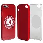 Guard Dog Alabama Crimson Tide Clear Hybrid Phone Case for iPhone 7/8/SE