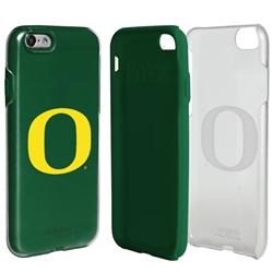 Guard Dog Oregon Ducks Clear Hybrid Phone Case for iPhone 7/8/SE