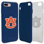 Guard Dog Auburn Tigers Clear Hybrid Phone Case for iPhone 7 Plus/8 Plus