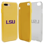 Guard Dog LSU Tigers Clear Hybrid Phone Case for iPhone 7 Plus/8 Plus