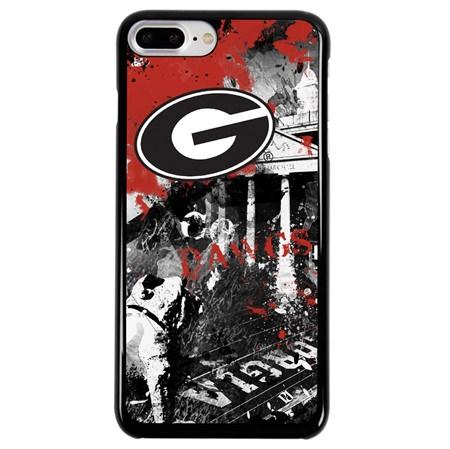 Guard Dog Georgia Bulldogs PD Spirit Phone Case for iPhone 7 Plus/8 Plus