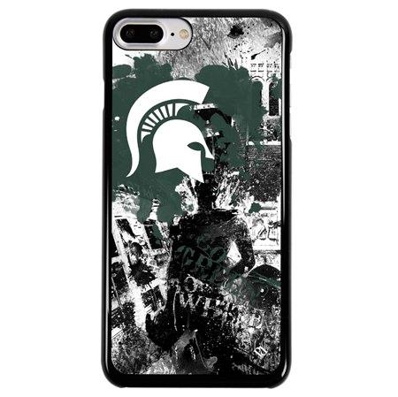Guard Dog Michigan State Spartans PD Spirit Phone Case for iPhone 7 Plus/8 Plus