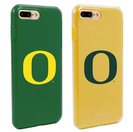 Guard Dog Oregon Ducks Fan Pack (2 Phone Cases) for iPhone 7 Plus/8 Plus