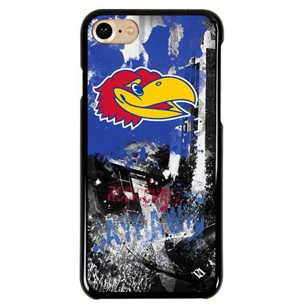 Guard Dog Kansas Jayhawks PD Spirit Phone Case for iPhone 7/8