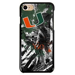 Guard Dog U Miami Hurricanes PD Spirit Phone Case for iPhone 7/8/SE