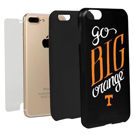 Guard Dog Tennessee Volunteers Go Big Orange Hybrid Phone Case for iPhone 7 Plus/8 Plus