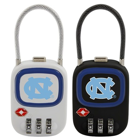 North Carolina Tar Heels TSA Combination Lock