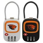 Oregon State Beavers TSA Combination Lock