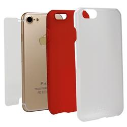 Guard Dog Hybrid Phone Case for iPhone 7/8/SE - White