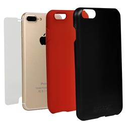 Guard Dog Hybrid Phone Case for iPhone 7 Plus/8 Plus - Black