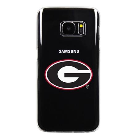 Georgia Bulldogs Clear Case for Samsung Galaxy S7