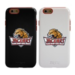 IUPUI Jaguars Guard Dog® Hybrid Case for iPhone 6 / 6s with Guard Glass Screen Protector