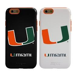 Guard Dog U Miami Hurricanes Hybrid Phone Case for iPhone 6 / 6s
