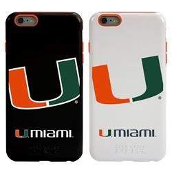 Guard Dog U Miami Hurricanes Hybrid Phone Case for iPhone 6 Plus / 6s Plus