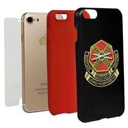 Guard Dog Camp Humphrey Hybrid Phone Case for iPhone 7/8/SE