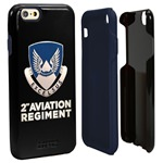 2nd Aviation Excelsus Hybrid Case for iPhone 6 / 6s with Guard Glass Screen Protector