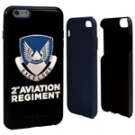 2nd Aviation Excelsus Hybrid Case for iPhone 6 Plus / 6s Plus with Guard Glass Screen Protector