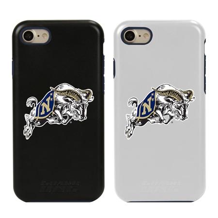 Guard Dog Navy Midshipmen Hybrid Phone Case for iPhone 7/8