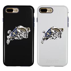 Guard Dog Navy Midshipmen Hybrid Phone Case for iPhone 7 Plus/8 Plus