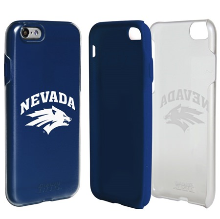 Guard Dog Nevada Wolf Pack Hybrid Phone Case for iPhone 7/8 with Guard Glass Screen Protector
