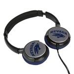Nevada Wolf Pack Sonic Boom 2 Headphones