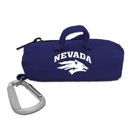 Nevada Wolf Pack BudBag Earbud Storage