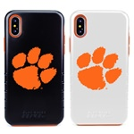 Guard Dog Clemson Tigers Hybrid Phone Case for iPhone X / Xs