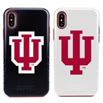 Indiana Hoosiers Guard Dog® Hybrid Case for iPhone X / Xs with Guard Glass Screen Protector