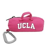 UCLA Bruins Pink BudBag Earbud Storage