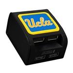UCLA Bruins WP-400X 4-Port USB Wall Charger