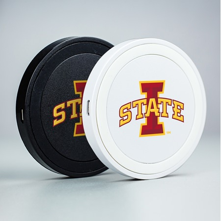Iowa State Cyclones Launch Pad Wireless Charger