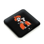 Oklahoma State Cowboys QuikCharge Wireless Charger - Qi Certified