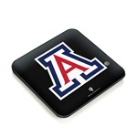 Arizona Wildcats QuikCharge Wireless Charger - Qi Certified