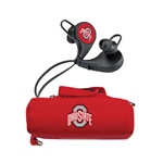 Ohio State Buckeyes HX-300 Bluetooth Earbuds