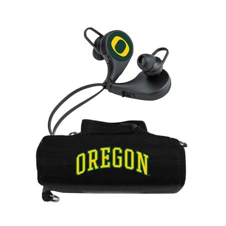 Oregon Ducks HX-300 Bluetooth Earbuds