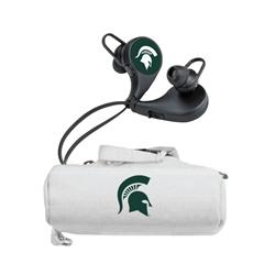 Michigan State Spartans HX-300 Bluetooth Earbuds