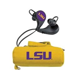 LSU Tigers HX-300 Bluetooth Earbuds