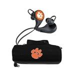 Clemson Tigers HX-300 Bluetooth Earbuds